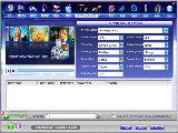 AVI MPEG FLV MOV RM WMV to AVI Converter