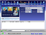 AVI MPEG FLV MOV RM WMV to MOV Converter
