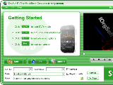 iOrgSoft DVD to BlackBerry Converter