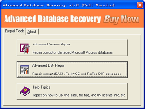 Advanced Database Recovery