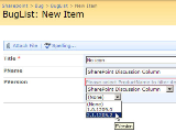 SharePoint Cascaded Lookup