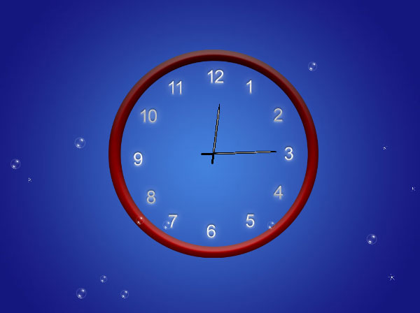 Abstract Clock Animated Wallpaper 1.0.0 Free Download