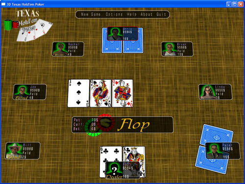 games texas holdem poker overview