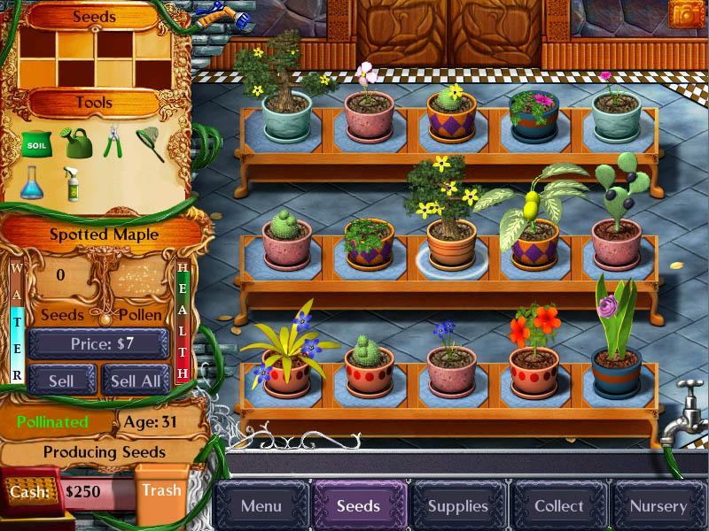 Plant Tycoon