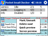 Pocket Email Checker
