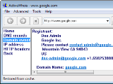 Active Whois Browser