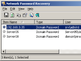 Network Password Recovery