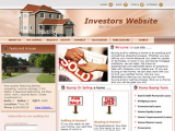 e3 Real Estate Investor Website