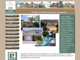 Rental Property Management Website